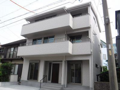 O様邸 新築 (名古屋市港区)