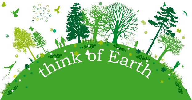 Think of Earth