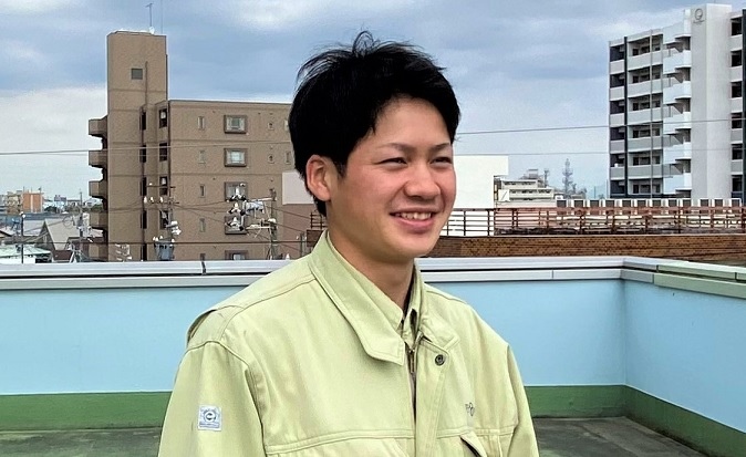 矢野建設(株)社員_工事c